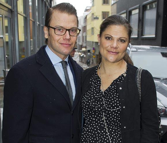 Victoria de Suecia: 'Quiero tener este tiempo para mí misma, junto con mi hija Estelle'
