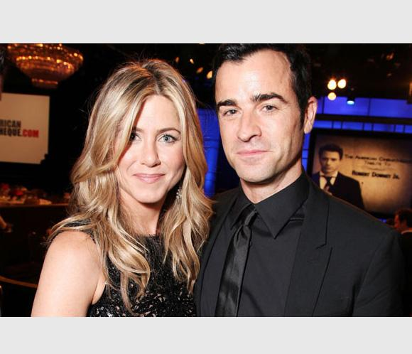 ¡Jennifer Aniston y Justin Theroux se han comprometido!