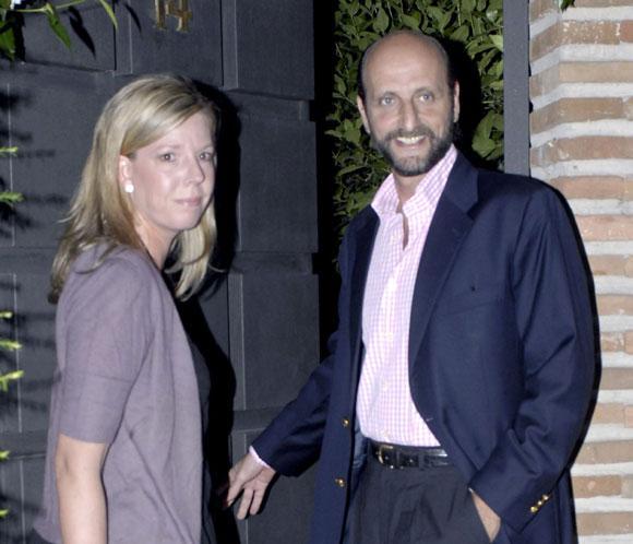 Simoneta Gómez-Acebo y José Miguel Fernández-Sastrón firman el divorcio de mutuo acuerdo