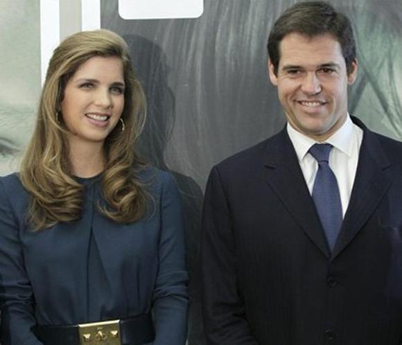 Margarita Vargas, mujer de Luis Alfonso de Borbón, obtiene la nacionalidad francesa