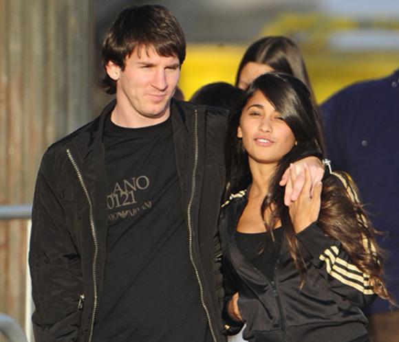 Messi se ausenta del entrenamiento ante su inminente paternidad