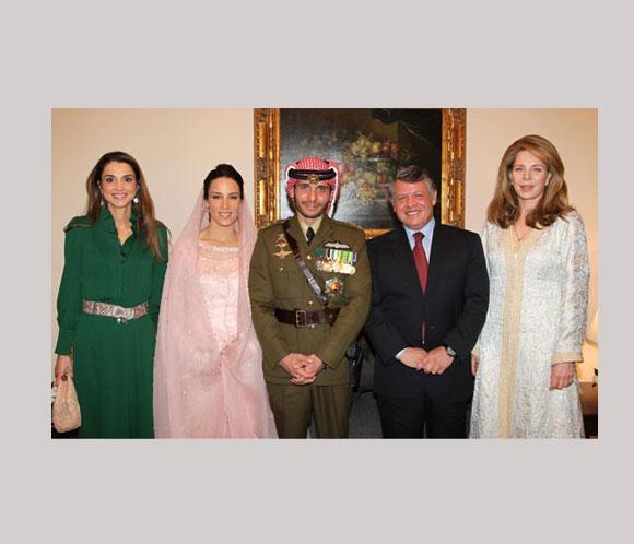 Ha nacido Zein, la quinta nieta de la reina Noor de Jordania