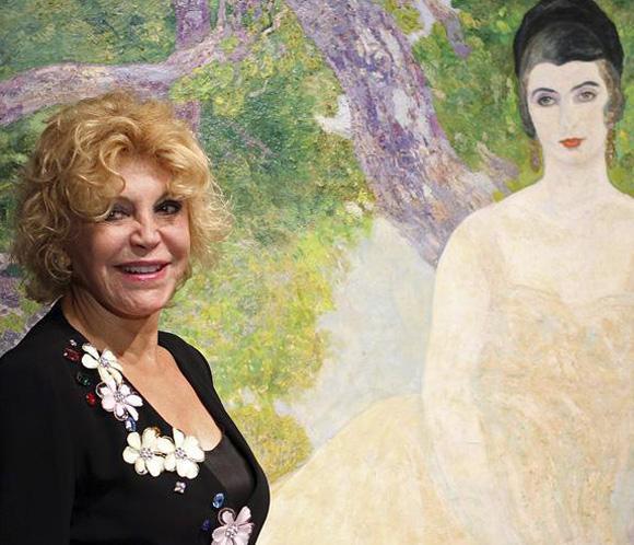 Carmen Thyssen inaugura una nueva exposición en su museo de Málaga
