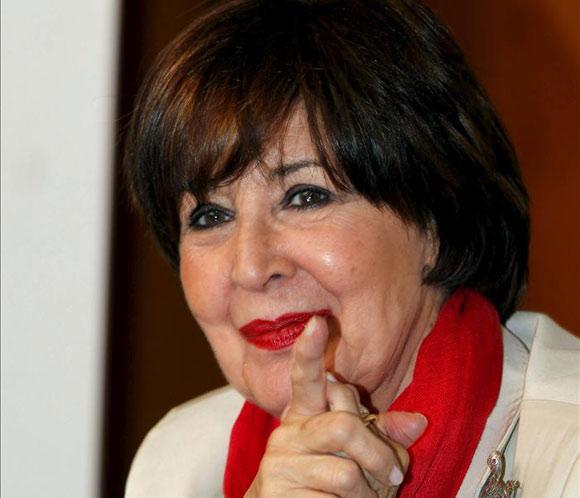 La Academia de Cine concede a Concha Velasco el Goya de Honor 2013