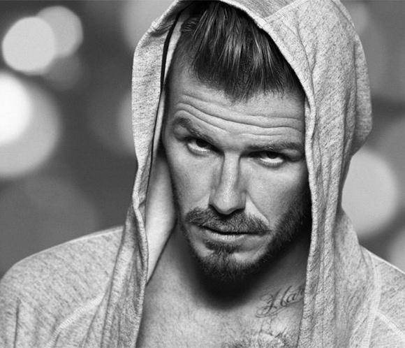 David Beckham lanza su segunda colección de ropa interior