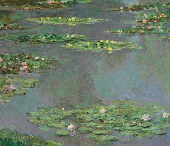 'Los nenúfares' de Monet, subastado en Nueva York por 30,5 millones de euros