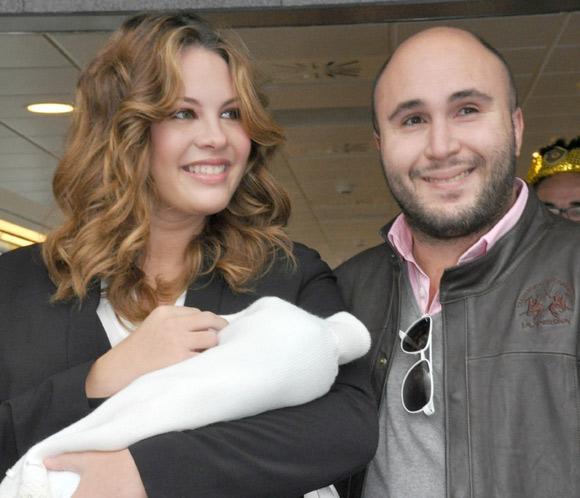 Kiko Rivera y Jessica Bueno ya están en casa con su hijo Francisco