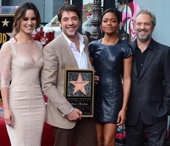 Javier Bardem ya tiene su estrella en el Paseo de la Famade Hollywood