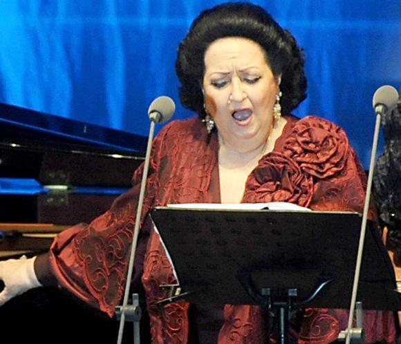 Montserrat Caballé 'evoluciona favorablemente' tras ser intervenida quirúrgicamente de su fractura de húmero