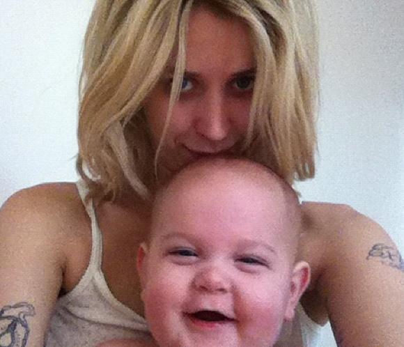 Peaches Geldof y su marido,Thomas Cohen, están esperando su segundo hijo