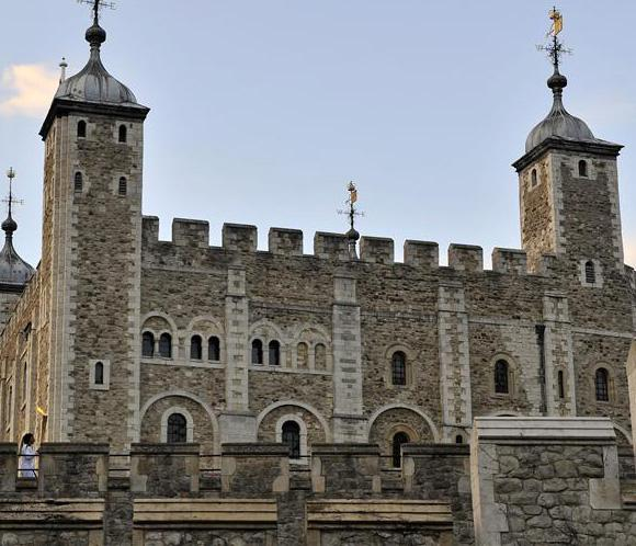 Roban las llaves de la Torre de Londres