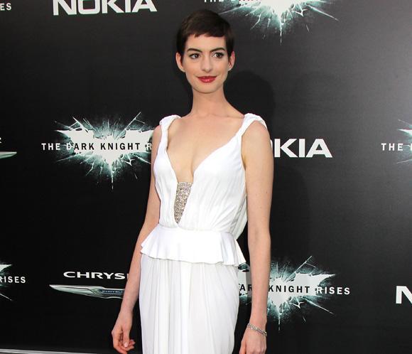 Anne Hathaway perdió11 kilos para protagonizar el papel de Fantine en 'Los Miserables'