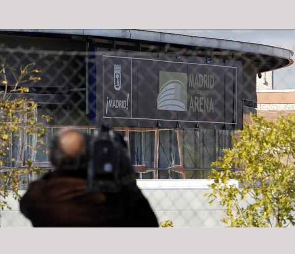 El juez del caso Madrid Arena inspecciona hoy el pabellón junto con policías
