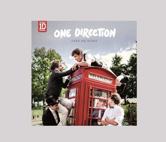 One Direction publica hoy su nuevo álbum 'Take Me Home'