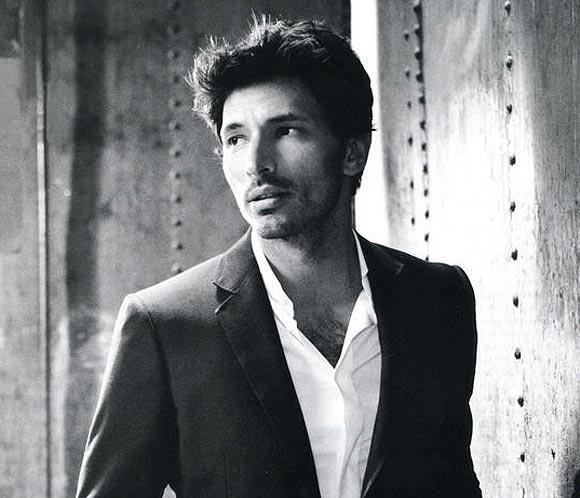 Andrés Velencoso, nueva imagen de la línea masculina de Mango
