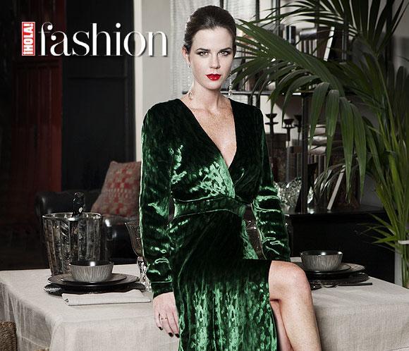 """Amelia Bono, en ¡HOLA! Fashion: """"De mayor me gustaría verme como mi madre. Me encanta su estilo"""""""