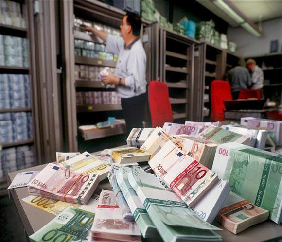 Desde hoy estaránprohibidos los pagos en efectivo de más de 2.500 euros