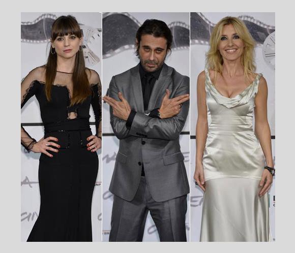Leonor Watling, Cayetana Guillén Cuervo y Jordi Mollá ponen el broche de oro al Festival de Cine de Roma