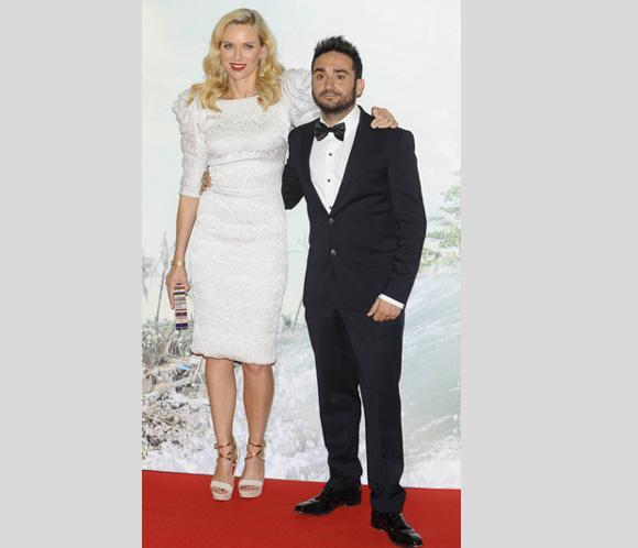 Naomi Watts y Juan Antonio Bayona, protagonistas del spot navideño de El Corte Inglés