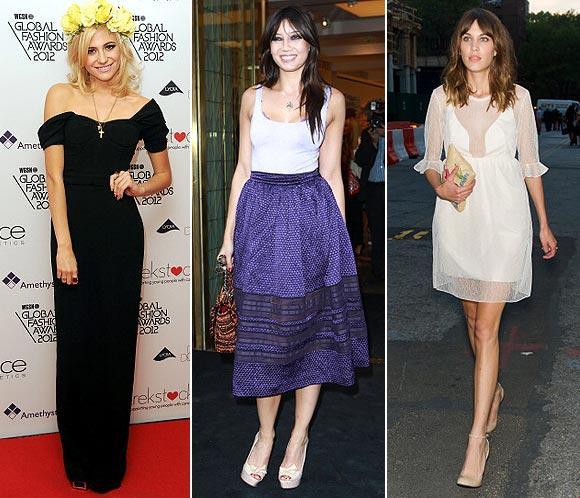 El estilo made in Britain de... Pixie Lott, Daisy Lowe y Alexa Chung