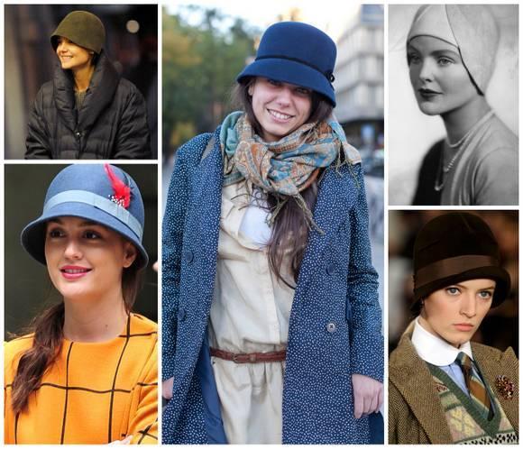 Diccionario Streetstyle: ¿Qué es el sombrero 'cloché'?