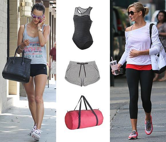 Shopping de ropa y complementos sport para vestira la última en el gym
