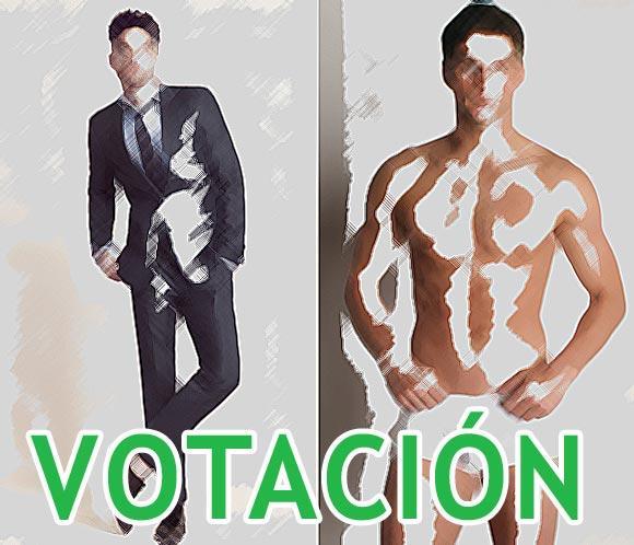Votación: ¿Quién consideras que es el mejor modelo masculino de 2012?
