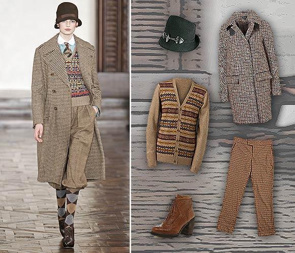 Consigue un estilismolow cost inspirado en una propuesta de Ralph Lauren