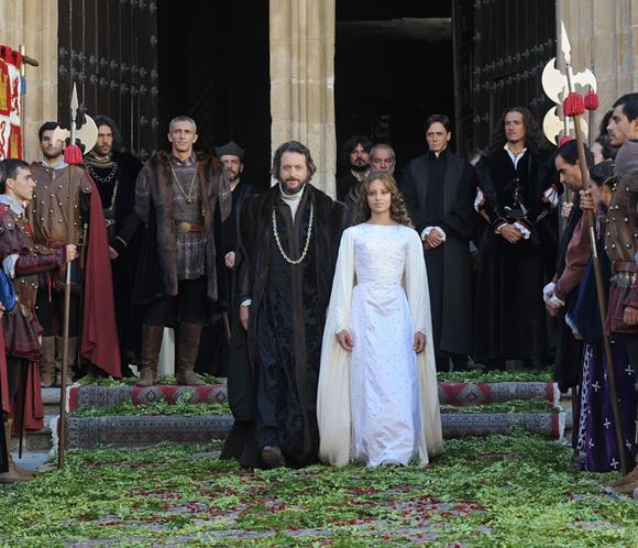 La serie 'Isabel' renueva por una segunda temporada