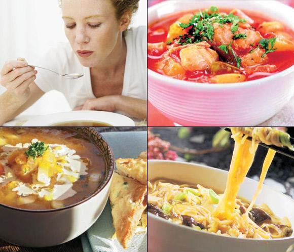 Escuela de cocina: seis recetas perfectas para los muy 'soperos'