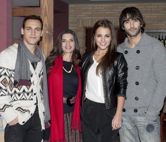 TVE renueva 'Gran Reserva' y 'Águila Roja'