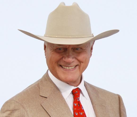 Fallece el actor Larry Hagman, el malvado J.R. en la serie 'Dallas'
