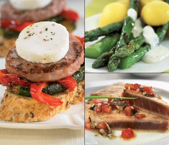 Cocina exprés: tres ideas sencillas, sabrosas y muy rápidas de preparar