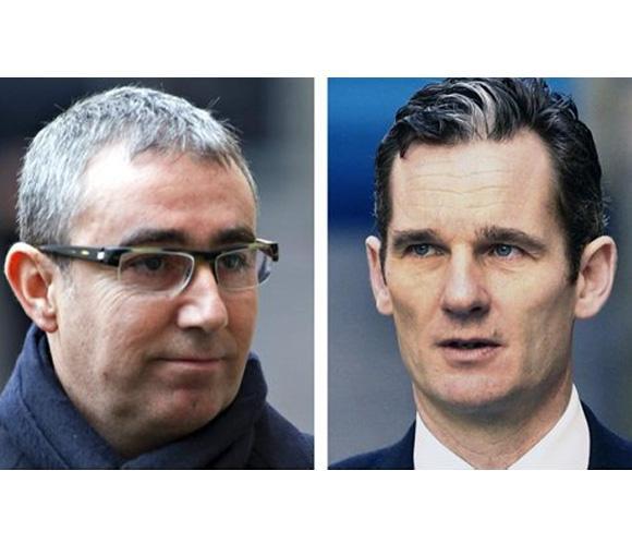 El Gobierno balear reclama 3,5 millones de euros a Iñaki Urdangarin y Diego Torres