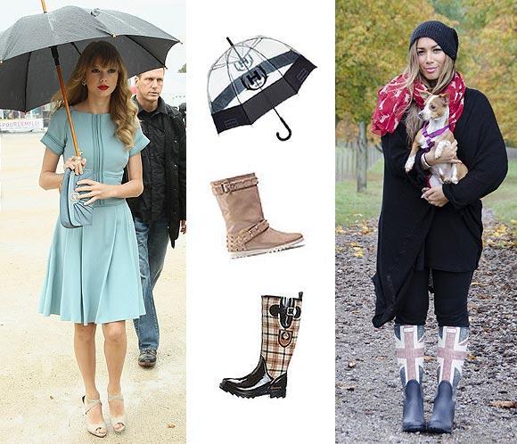 Complementos cool: Equípate con los mejores accesorios contra la lluvia