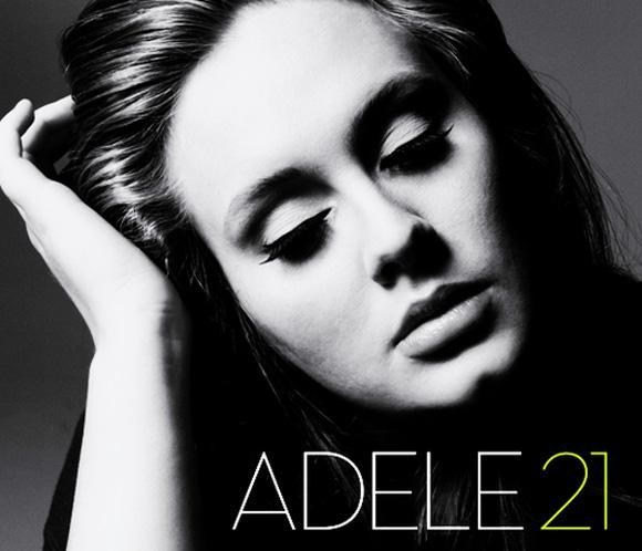 Adele logra el Disco de Diamante en Estados Unidos al vender 10 millones de copias de su disco '21'