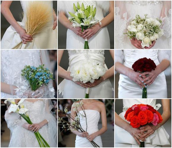 ¿Qué tendencias en ramos de novia veremos la temporada que viene?