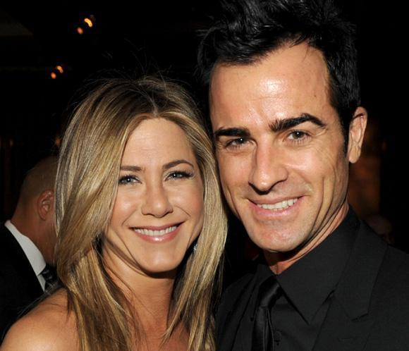 Jennifer Aniston, ¿fiesta de compromiso o fiesta de Navidad?