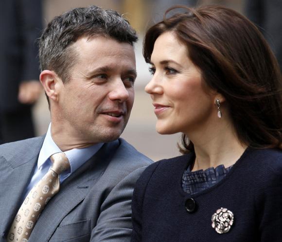 Federico y Mary de Dinamarca, de visita oficial a Hong Kong