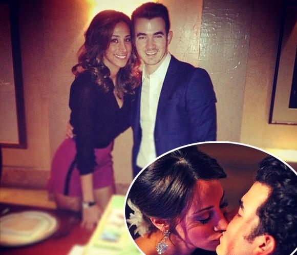 Kevin Jonas y su mujer celeran su tercer aniversario de boda