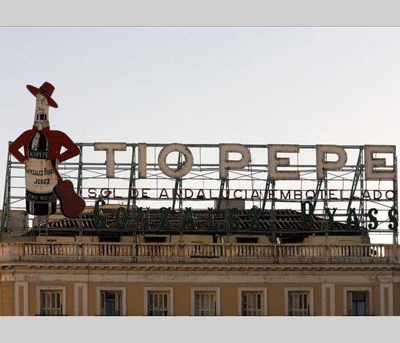 El Tío Pepe volverá en el año nuevo a Sol para quedarse definitivamente