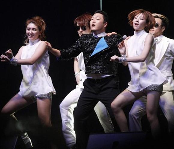 Nuevo récord: 'Gangnam Style' alcanza los mil millones de reproducciones en YouTube