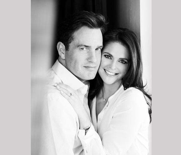 La princesa Magdalena de Suecia se casará con Chris O'Neill el 8 de junio