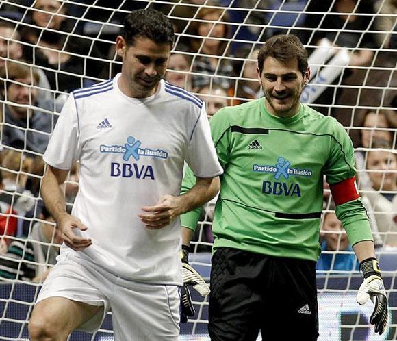 Madrid se vuelca con la 'ilusión' y con Iker Casillas