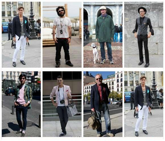 'Street Style': Los mejores 'looks' masculinos de 2012