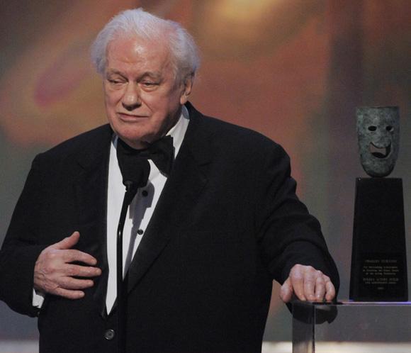 El actor Charles Durning, recordado por su papel en 'Tootsie', ha fallecido a los 89 años