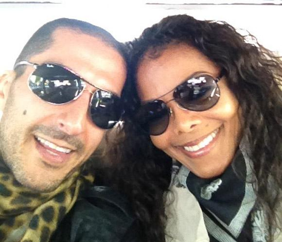 Janet Jackson se compromete con su novio, el magnate de lujo Wissam Al Mana