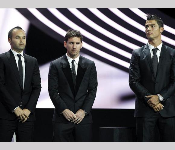 El FC Barcelona y el Real Madrid copan el once ideal de 2012 de 'L'Équipe'