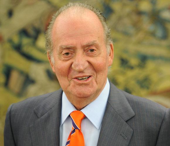 El Rey es entrevistado por Jesús Hermida con motivo de su 75º cumpleaños