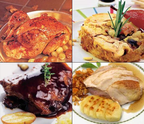 ¡Y siguen los festines culinarios! Hoy, recetas para cocinar un rico capón